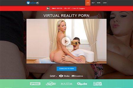 BaDoinkVR - Virtual Sex Videos