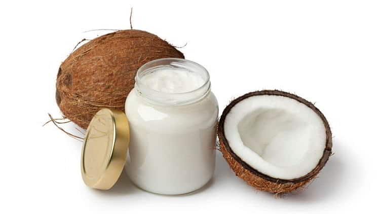 Coconut Oil for Lube