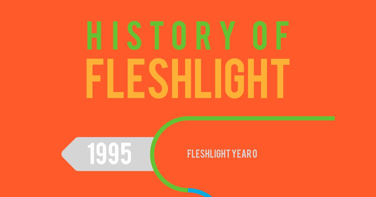 History of Fleshlight Infographic