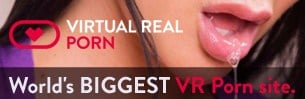 Virtual Real Porn - banner ad