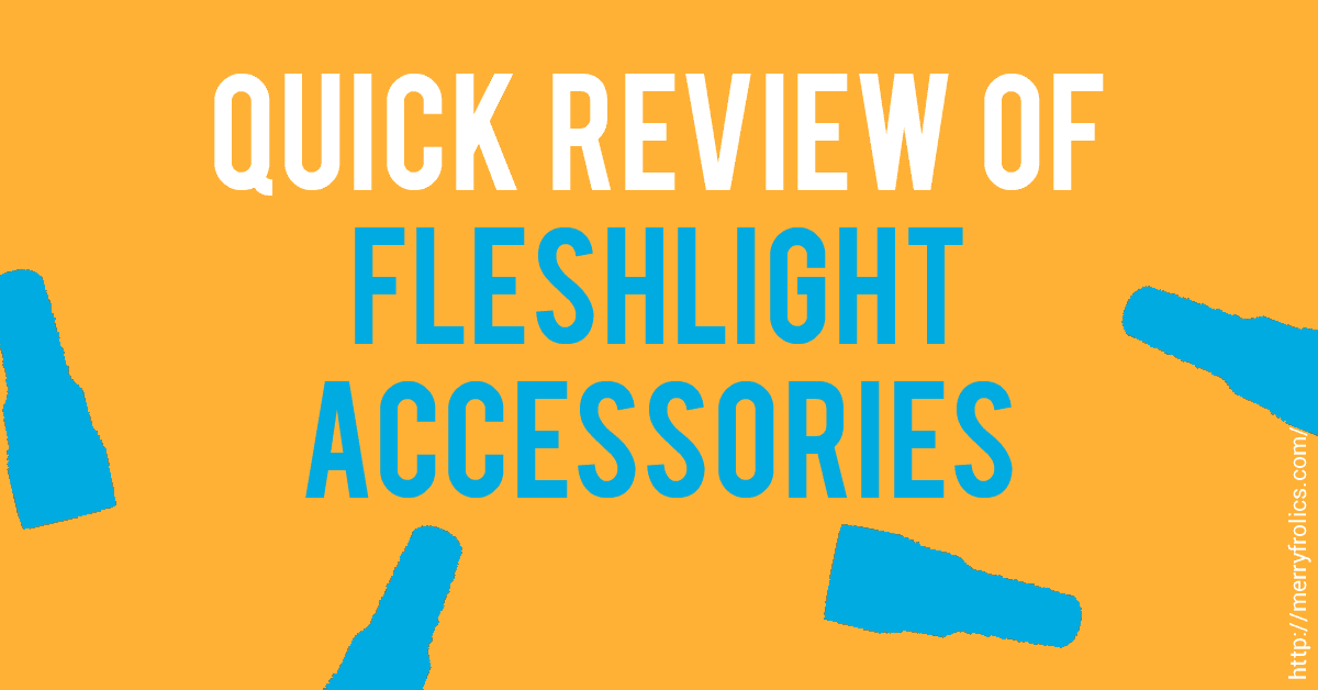 Fleshlight Accessories Reviewed