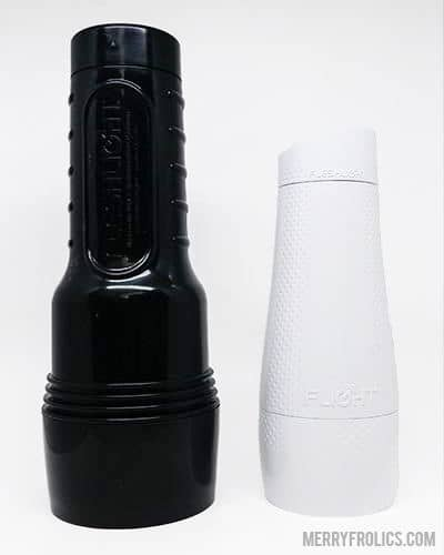 Fleshlight Flight Size vs. Full-Sized Fleshlight