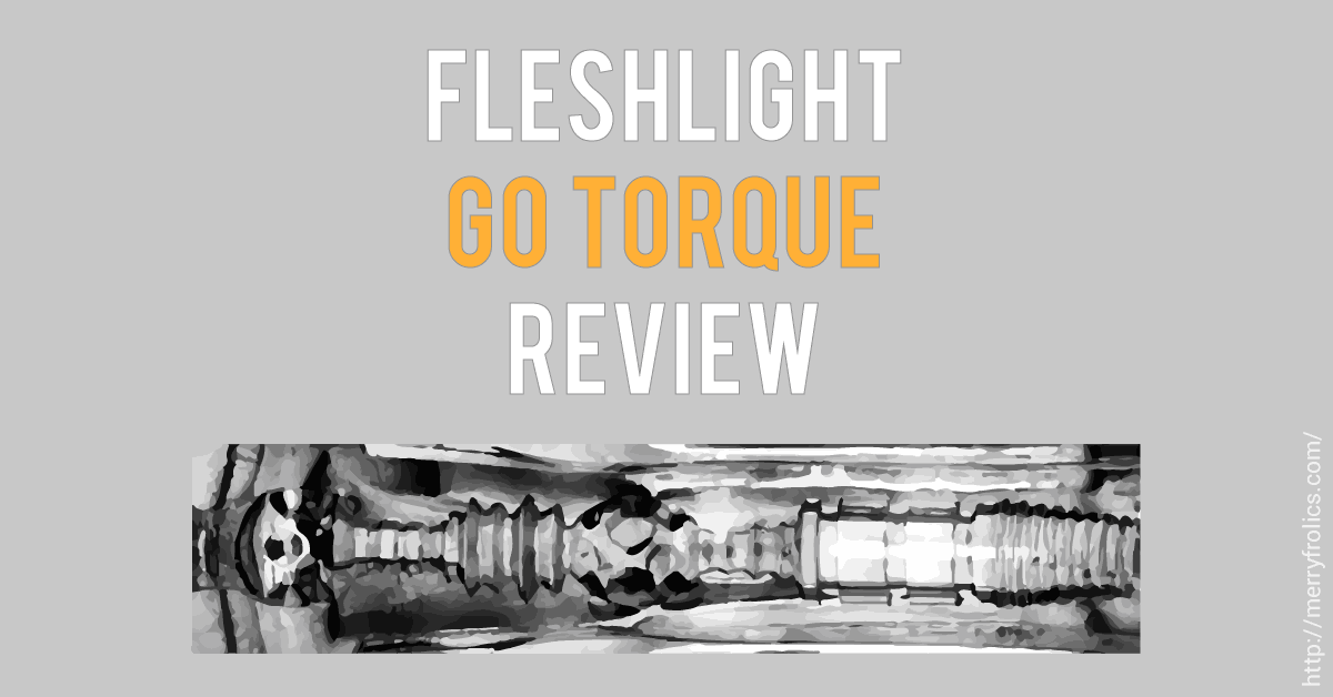 Fleshlight Go Torque Review