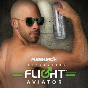 Fleshjack Flight Aviator Banner