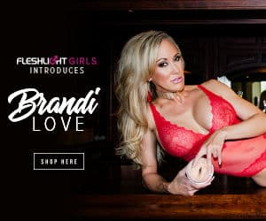 Fleshlight Brandi Love Banner