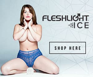 Fleshlight Ice Banner