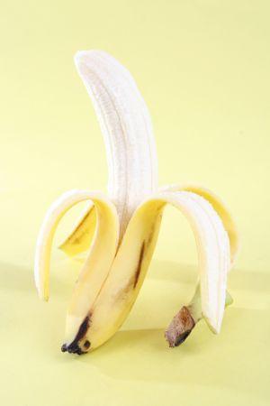 Banana homemade masturbator
