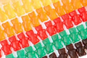gummy bears texture for homemade fleshlights
